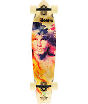 Dusters X The Doors Mojo Rising 37 Complete Longboard