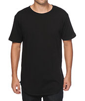 EPTM Basic Elongated Drop Tail T-Shirt