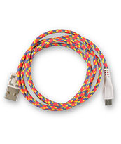 Eastern Collective Confetti Micro USB Cable