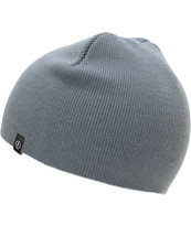 Electric Bender Grey Beanie