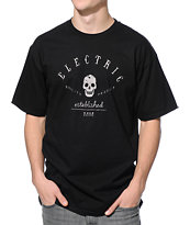 Electric Disposal Black Tee Shirt