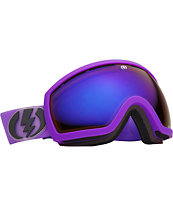 Electric EG2.5 Royal Purple 2013 Snowboard Goggles