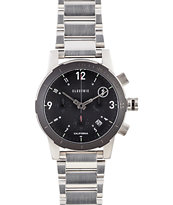 Electric FW02 Stainless Steel Black Watch