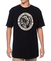 Electric New Chief Black Tee Shirt