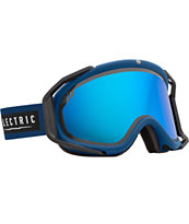 Electric Rig Snowboard Goggles