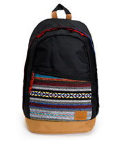 Element Cammie Black Backpack