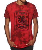 Element Frame Tie Dye T-Shirt
