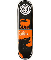 Element Garcia Chromatic 8.0 Skateboard Deck