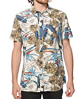 Element Gonzo Button Up Shirt