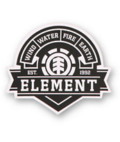Element Homebase Sticker