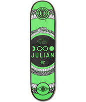 Element Julian Davidson Snake 8.0 Skateboard Deck