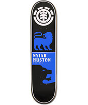 Element Nyjah Chromatic 7.75 Skateboard Deck