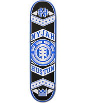 Element Nyjah Huston Foremost 8.0 Skateboard Deck