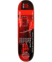 Element Nyjah Huston Hollywood 8.2 Skateboard Deck