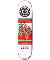 Element Nyjah Huston Linear 8.125 Skateboard Deck