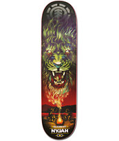 Element Nyjah Smoke Signal 8.0 Skateboard Deck