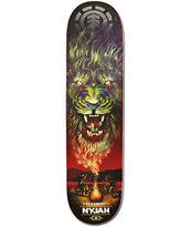 Element Nyjah Smoke Signal 8.0 Skateboard Deck