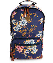 Element Sandpiper Vintage Floral Backpack