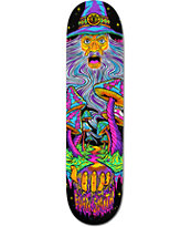 Element Smith Blacklight 8.0 Skateboard Deck