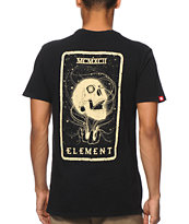 Element Tarot Skull Pocket Tee Shirt
