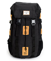 Element Urban Hiker Black Rucksack Backpack