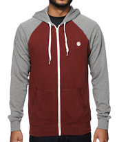 Element Vermont Zip Up Hoodie