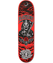 Element x GMBC Reaper 8.0 Skateboard Deck