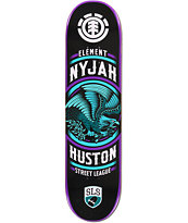 Element x Street League Nyjah Huston 8.0 Skateboard Deck
