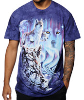 Element x The Mountain 10 Wolves Tie Dye T-Shirt