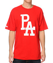 Elsewear PA Classic Red Tee Shirt