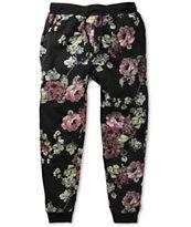 Elwood Digi Floral Sublimated Jogger Pants