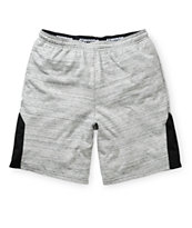Elwood Marled Terry Basketball Shorts