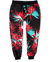 Elwood Tropical Floral Jogger Pants