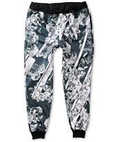 Elwood X-Ray Floral Jogger Pants