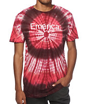 Emerica 12 Burst Tie Dye T-Shirt
