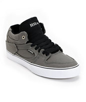 Emerica HSU Grey Canvas Skate Shoe