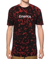 Emerica Pure 12.1 Tie Dye Tee Shirt