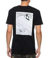 Emerica x Thrasher Reynolds Black Tee Shirt