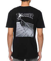 Emerica x Thrasher Romero Black Tee Shirt