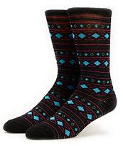 Empyre 2 Pack Rain Dance Crew Socks
