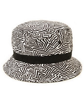 Empyre A-Mazed Reversible Bucket Hat