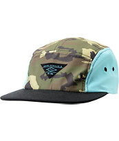 Empyre Afternoon Camo Print 5 Panel Hat