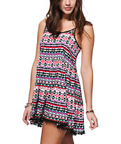 Empyre Aisha Multi Tribal Dress