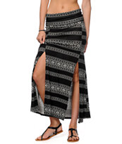 Empyre Anika Tribal Maxi Skirt