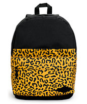 Empyre Away Leopard Black Backpack