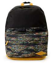 Empyre Away Tiger Camo & Black Backpack