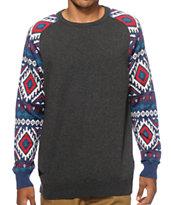 Empyre Bam Bam Intarsia Sweater
