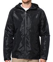Empyre Base Camp Black Technical Rain Jacket