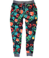 Empyre Bass Dark Floral Sublimated Jogger Pants