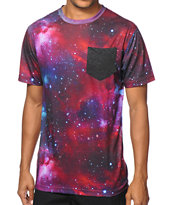 Empyre Beyond Galactic Pocket T-Shirt